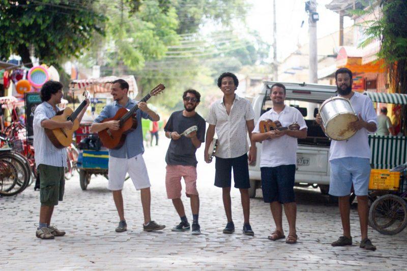 O Baile do Momus acontece na Rua do Lavradio, 11 - Centro, Rio de Janeiro